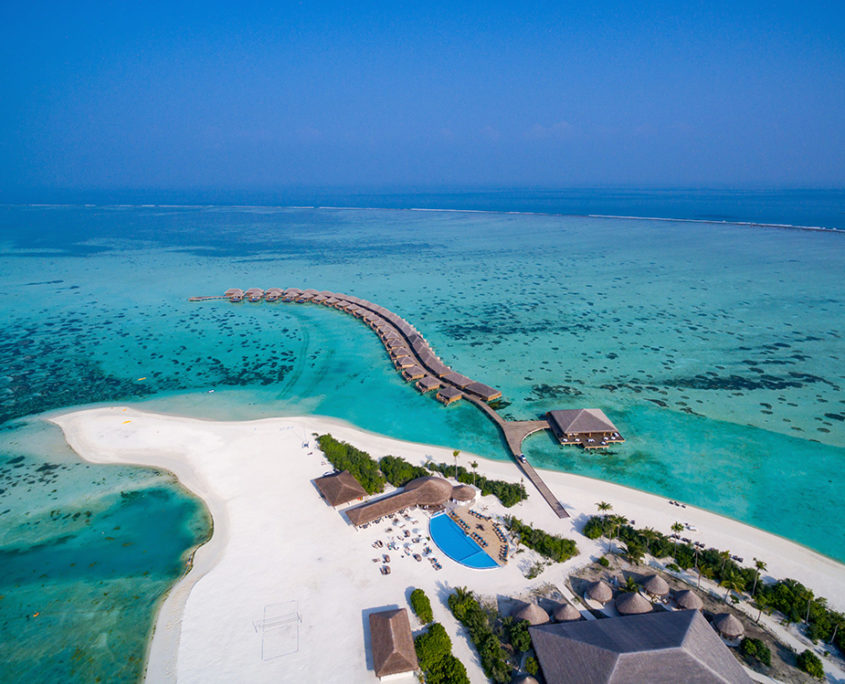cocoon maldives imagine a place where luxury meets lightness